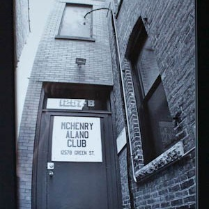 Old Entrance by McHenry Alano Club